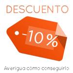 promocion 10 por ciento descuento muebles