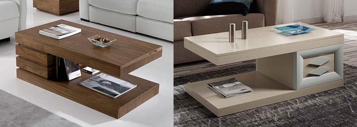Mesas de sof y de sal n mesas auxiliares mesillas de sal n - Mesas salon elevables ...