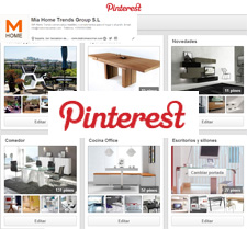 Mia Home Pinterest
