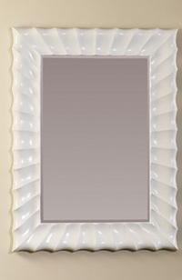 Espejo rectangular de poliresina