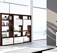 Librería modular 030