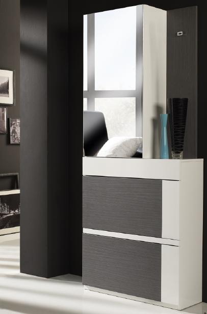 Muebles madrid muebles arganda muebles san sebasti n de for Armario zapatero con espejo