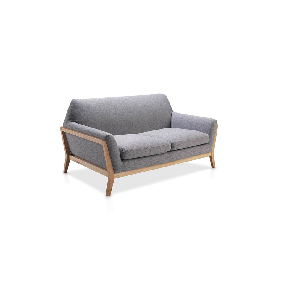 Sofa tapizado 2 o 3 puestos duo 2581 mia home - Tapizados sofas precios ...