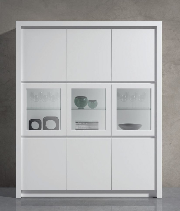 Artesanato Com Garrafa Pet Para Aniversario Infantil ~ aparador moderno diseño minimalista cadiz