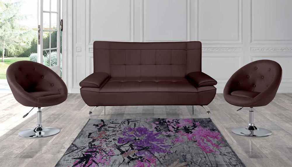 Mia home sofa desplegable 7015 o sill n 620 for Sillon cama desplegable