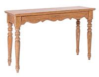 Consola Avignon en madera de acasia - Consola Avignon en madera de acasia