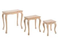 Set mesas bajas de sal�n Charlotte - Set mesas bajas de sal�n Charlotte Mesas nido