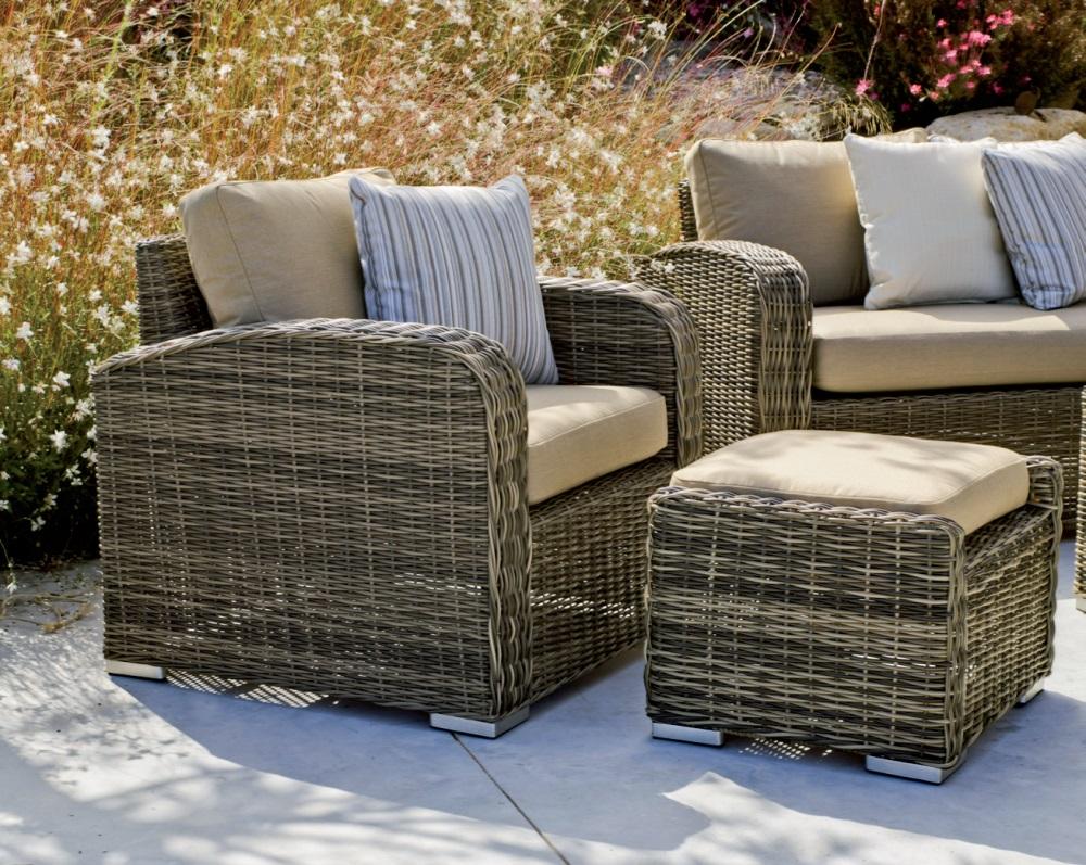 Conjunto de sof s de exterior for Conjunto sofa exterior