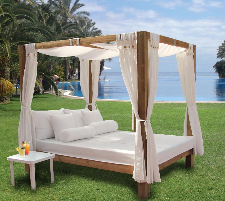 Mia home cama balinesa cb150 - Colchones para terraza ...