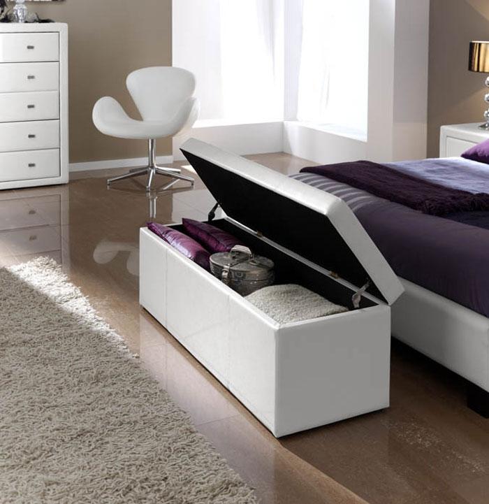 Ba l amplio y elegante muebles de interior muebles para for Sofa baul terraza
