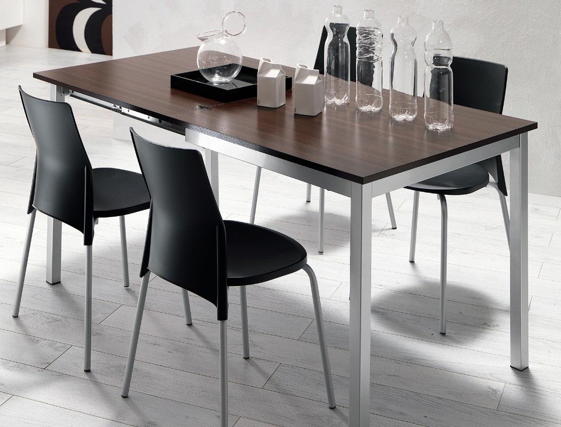 Mesa cuadrada rectangular extensible comedor - Recambio tela parasol ...