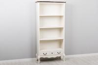 Librero Villette - Librero Villette fabricado en madera de Paulownia + MDF
