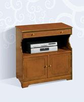 Mesa de TV Clasica - Mesa de TV Clasica, Fabricado en materiales de alta calidad y excelentes acabados