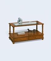 Mesa de centro Cl�sica 2C - Mesa de centro Cl�sica 2C, Fabricado en materiales de alta calidad y excelentes acabados