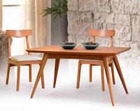 Mesa de comedor o sillas Scandy - Mesa de comedor o sillas Scandy en Madera de Mindi