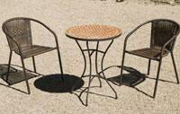 Set sillas o mesa mosaico modelo Aviñon/Brasil 60 - Set sillas o mesa mosaico modelo Aviñon/Brasil 60