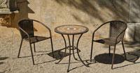 Set sillas o mesa mosaico modelo Canes/Brasil 60 - Set sillas o mesa mosaico modelo Canes/Brasil 60