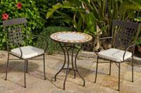 Set sillas o mesa mosaico modelo Salamanca/Vigo 75 - Set sillas o mesa mosaico modelo Salamanca/Vigo 75