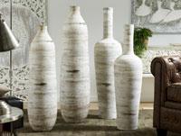 Set Vasijas Daphne o Charlize Blanco - Set Vasijas Daphne o Charlize Blanco