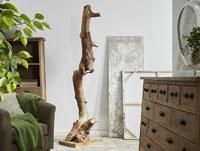 Pie de madera decorativo - Pie de madera decorativo
