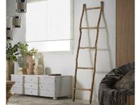 Toallero de madera rustika - Toallero de madera rustika