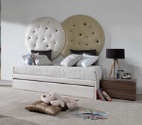 Cama Juvenil COOKIE - Cama Juvenil COOKIE, fabricado con materiales de máxima calidad