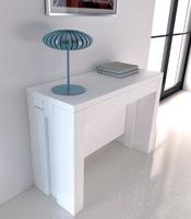 Recibidor y mesa extensible Mika - Recibidor y mesa extensible Mika