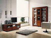 Mueble de TV 3024 madera nogal