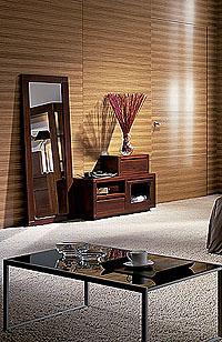 Espejo de madera maciza 3118