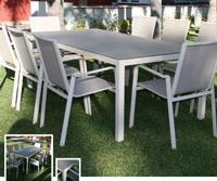 Set de mesa para exterior Coral - Set de mesa de exterior Coral