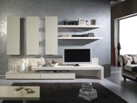 Mueble de composici�n apilable