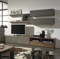 Conjunto de muebles de sal�n - Conjunto completo de muebles de sal�n