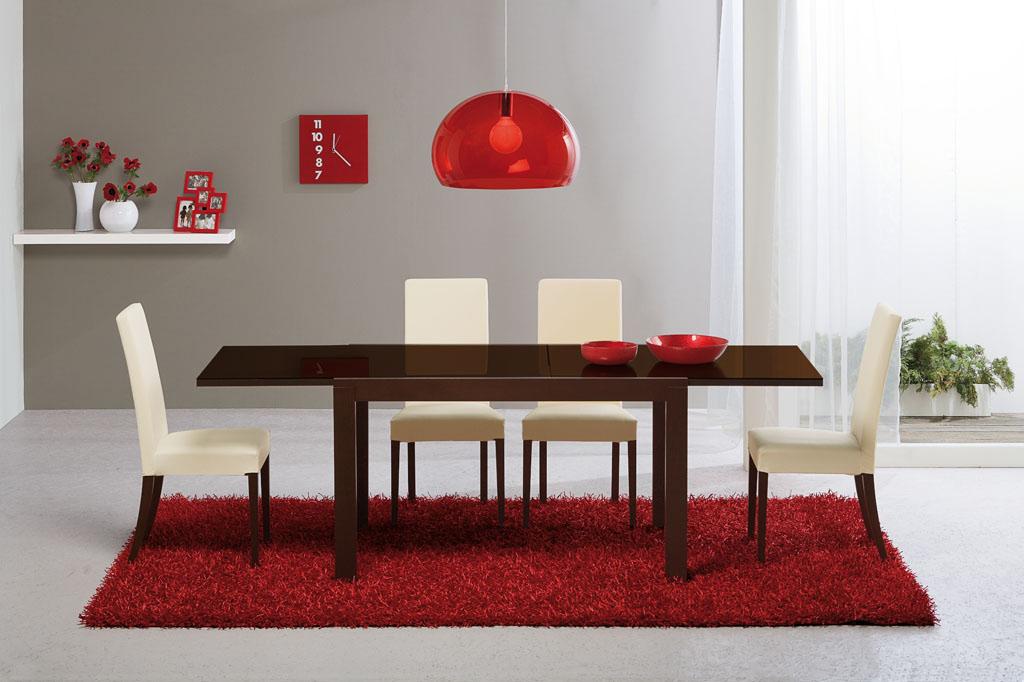 mesa madera o cristal extensible smart Mesas de comedor, Muebles ...