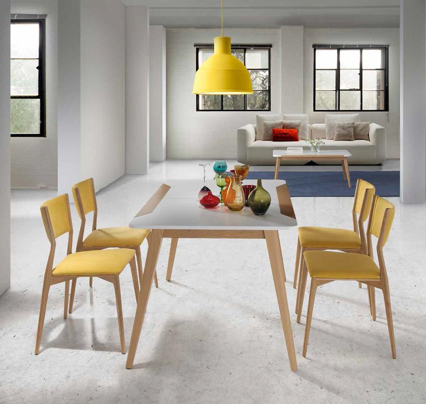 Mesa cuadrada mesas cuadradas pelautscom picture car interior design - Mesas comedor cuadradas ...