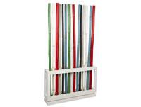 Separador de bambú colores - Separador de bambú colores, fabricado en madera de mindi y bambu