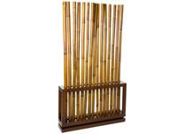 Separador de bambú nogal - Separador de bambú nogal, fabricado en madera de mindi y bambu