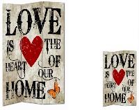 Biombo LOVE