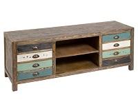 Mesa de TV Mandras - Mesa de TV Mandras en  madera de abeto