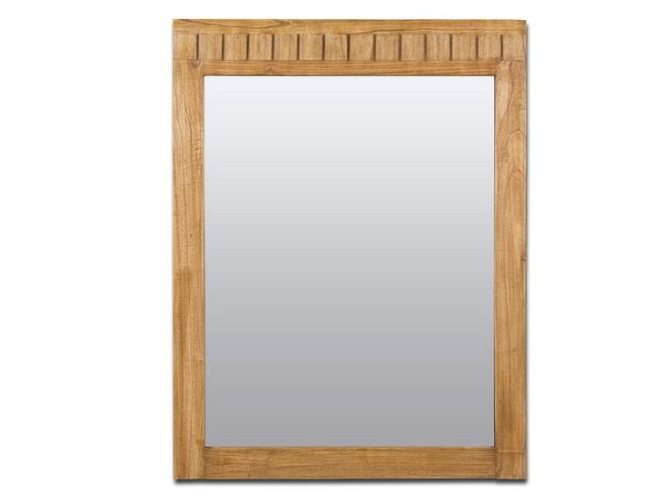 Espejo de pared de madera chicago for Espejo pared madera