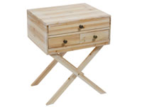 Telefonera Country - Telefonera Country, fabricado en madera de abeto