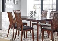 Mesa de comedor katania 70016 - Mesa y sillas de comedor katania