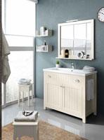 Muebles para baño COLONIAL 2 - Composición de muebles para baños COLONIAL 2, Colección de muebles de baño llena de alta calidad, diseño y relax.