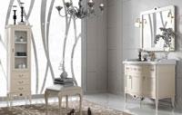 Muebles para baño KIEV 1 - Composición de muebles para baños KIEV 1, Colección de muebles de baño llena de alta calidad, diseño y relax.