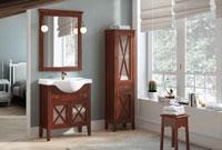 Muebles para baño ETNA 1 - Composición de muebles para baños ETNA 1, Colección de muebles de baño llena de alta calidad, diseño y relax.
