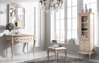 Muebles para baño VERSALLES 1 - Composición de muebles para baños VERSALLES 1, Colección de muebles de baño llena de alta calidad, diseño y relax.