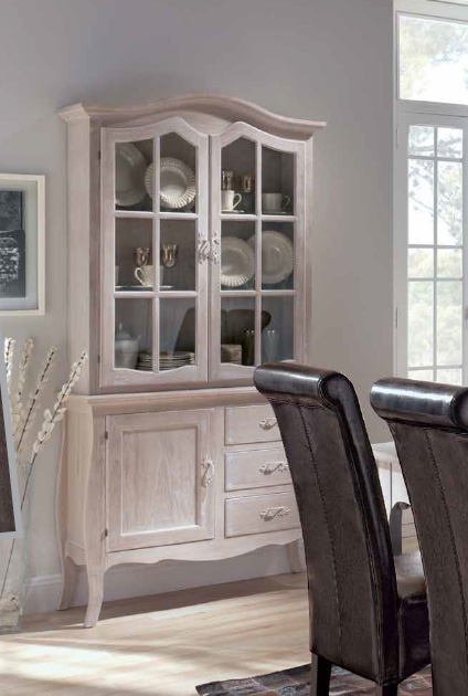 Aparador decapado muebles de comedor muebles de interior for Alacenas vintage