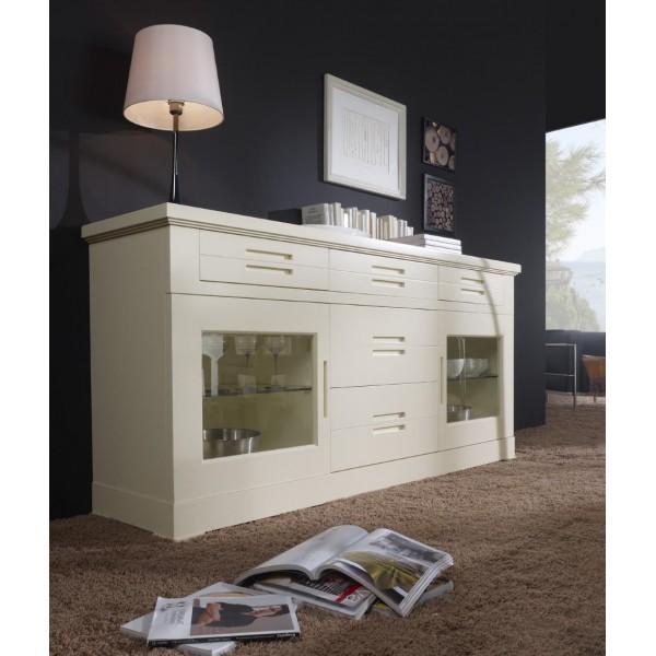 Aparador Blanco Lacado ~ aparador blanco lacado Muebles de comedor, Muebles de Interior, TODOS, Vitrinas y Aparadores mia