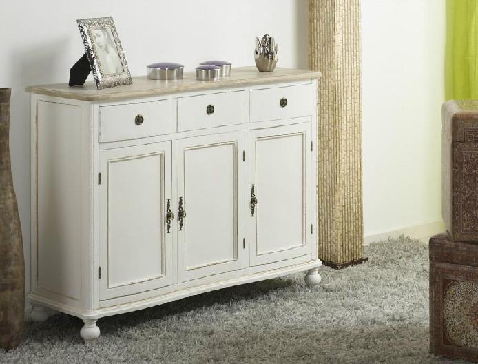 Muebles decapados en blanco ver gratis - Mueble blanco decapado ...