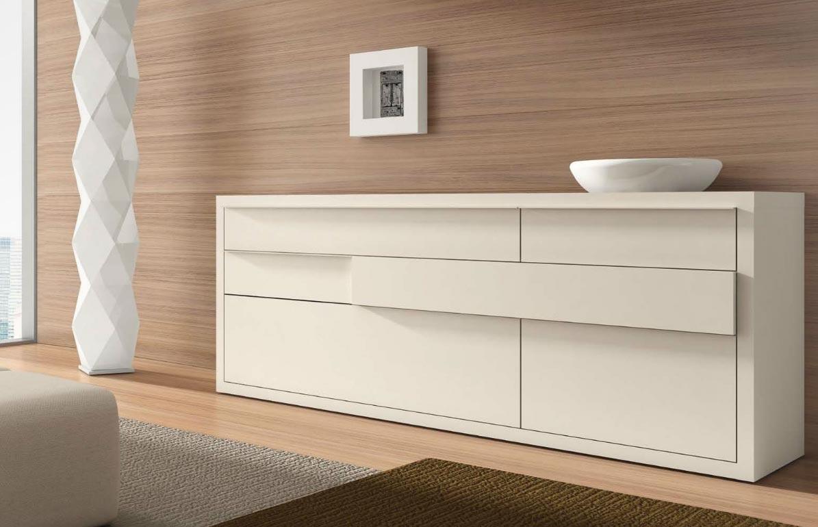 Aparador moderno varios colores 3 muebles de comedor for Muebles aparadores modernos