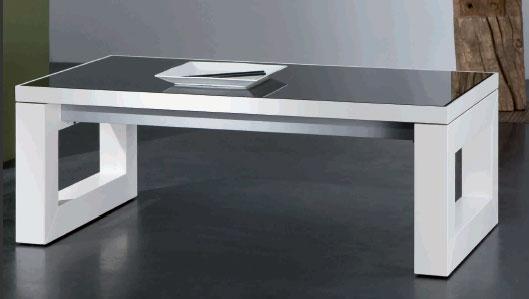 Mesa de centro elevable tapa de cristal o madera nilo for Mesa cristal milanuncios